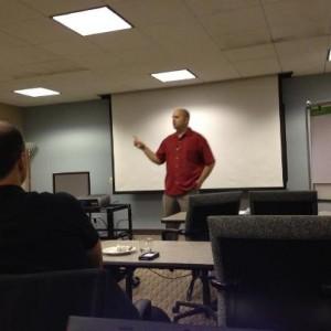 Bob Regnerus Speaking