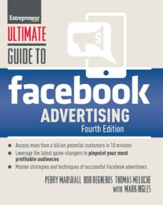 Buy The Ultimate Guide to Facebook Advertising NOW